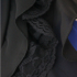 【2,000円(税別)SALE】【結婚式・謝恩会・披露宴】【M(9号)・L(11号)・LL(13号)・3L(15号)】二段フリルにレースを挟んだボレロ