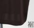 【M】 袖の柄がアクセントのボクシーラインのワンピース
