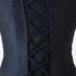 【20代・30代・40代・50代】/アフタヌーンドレス・カラードレス・結婚式 ドレス 親族/【M・L】シャンタンの光沢が華やかなロングドレス【結婚式・披露宴・二次会に!】 【日本製】